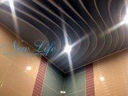 Глянцевый натяжной потолок с фотопечатью с эффектом 3D