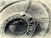 Фотообои на стену: Часы 01
