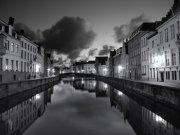 Фотообои на стену: Чёрное и белое 20