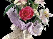 Фотопечать на потолке: Цветы 140