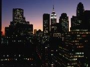 Фотопечать на потолке: Город 35