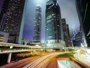 Фотопечать на потолке: Город 39