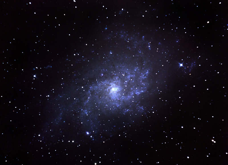Фотопечать на потолке космос 9