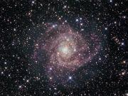 Фотопечать на потолке: Космос 41
