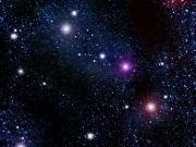 Фотопечать на потолке: Космос 51