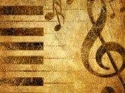 Фотообои на стену: Музыкальные этюды 9