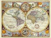 Фотообои на стену: Старинные карты  17