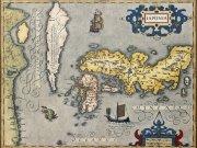 Фотообои на стену: Старинные карты  18