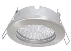 GX 53 H9 IP65 Светильник встраиваемый без рефлектора влагозащищенный