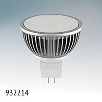 MR16/HP16 LED Frost