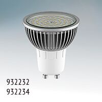 GU10 LED Clear