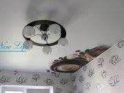 Фотопечать на натяжном потолке матовой фактуры кружка с кофе рис. 14 из каталога Для кухни