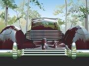 Фотопечать на потолке: Автомобили 36