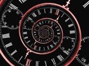 Фотообои на стену: Часы 06