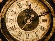 Фотообои на стену: Часы 08