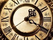Фотообои на стену: Часы 10