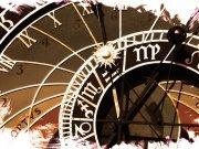 Фотообои на стену: Часы 16