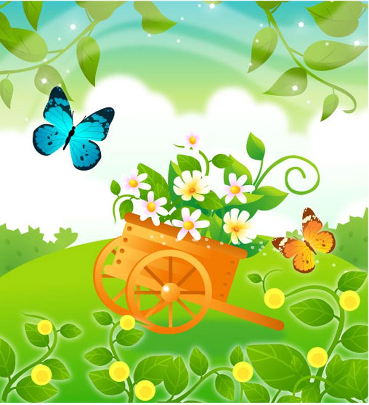 Стихотворение днем, открытки для детей лето