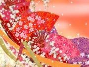 Фотообои на стену: Японская графика 17