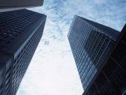 Фотопечать на потолке: Город 53