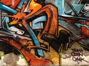 Фотообои на стену: Гранж 4
