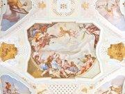 Фотопечать на потолке: Искусство 35