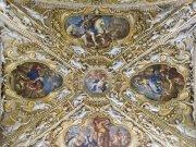 Фотопечать на потолке: Искусство 54