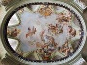 Фотопечать на потолке: Искусство 61