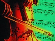 Фотообои на стену: Музыкальные этюды 7