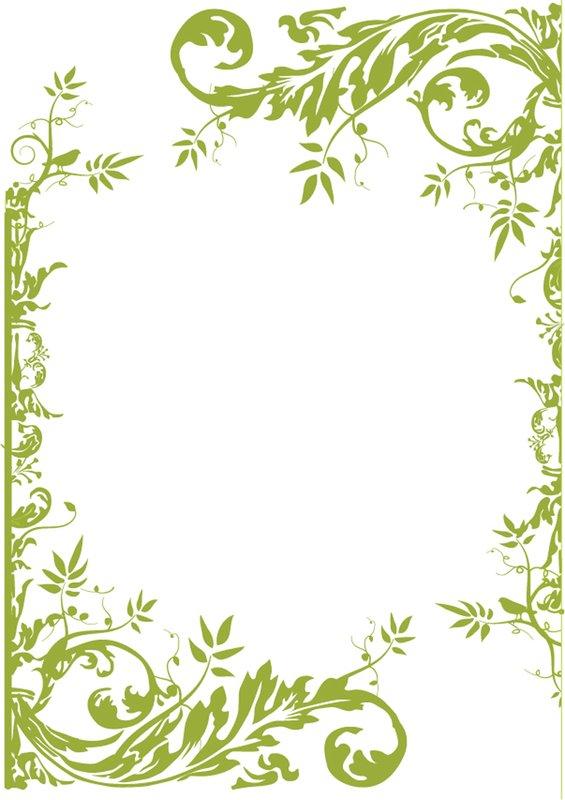 Роднульки мои, шаблон открытки с орнаментом