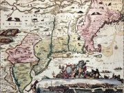 Фотообои на стену: Старинные карты  07
