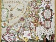Фотообои на стену: Старинные карты  22