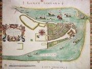 Фотообои на стену: Старинные карты 24