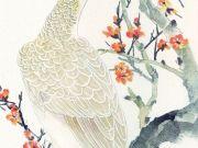 Орел на ветке сакуры, изображение 8